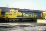 AT&SF GP40X 3806