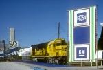 AT&SF GP40X 3808