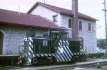 AT&SF 44 ton 465