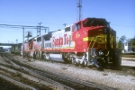 AT&SF B40-8W 569