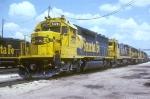 AT&SF SD45-2 5691