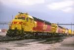 ATSF SD45-2u 5824
