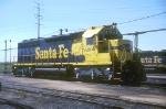 AT&SF SD45-2u 5830