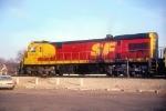 AT&SF SF30C 9519
