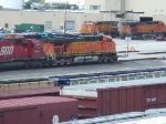 BNSF 7666