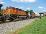 BNSF 653 and 755