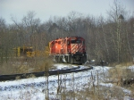 Canadian Pacific 5900 and 5919
