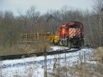 CP 5900 Rail Train