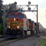 BNSF 4752