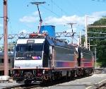 NJ Transit 4624, 4617