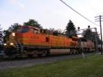 BNSF 4304