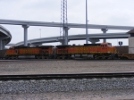 BNSF 4187