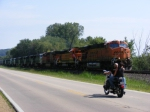BNSF 5905