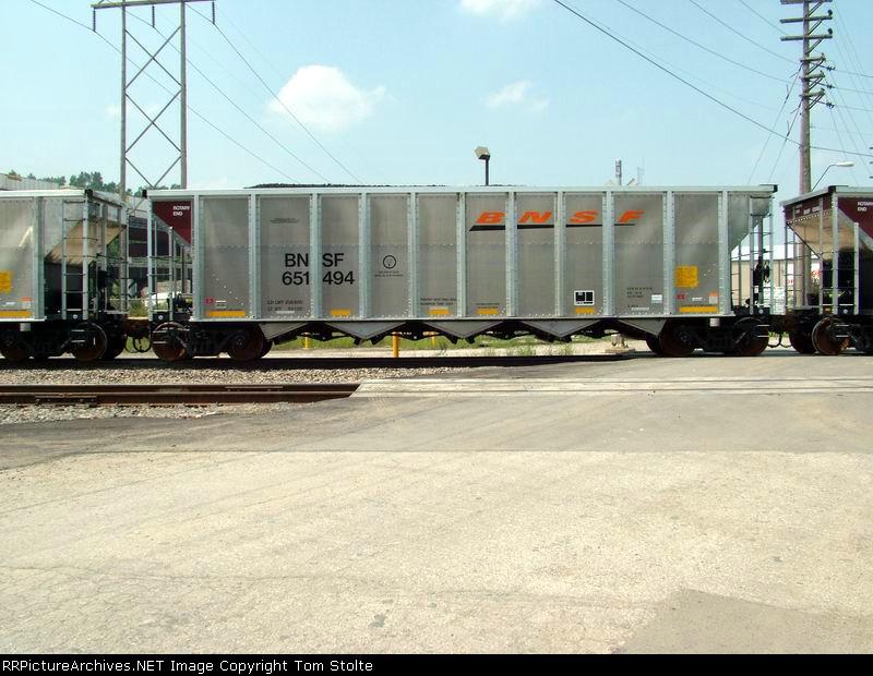BNSF 651494