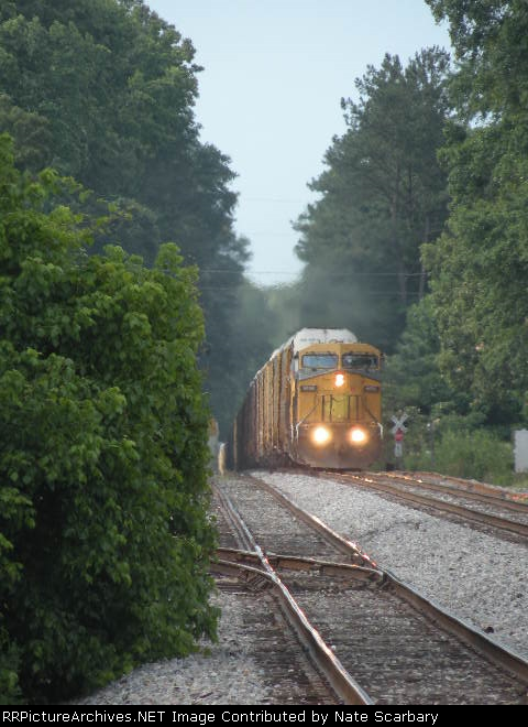NS 281 Coming South