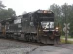 NS 8707 Northbound Freight