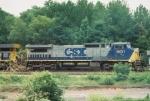 CSX C44-9W 9021