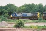 CSX AC4400CW 292