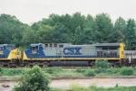 CSX AC4400CW 122