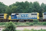 CSX GP38-2 2556