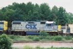 CSX GP38-2 2526