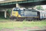 CSX GP40-2 6025