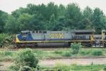 CSX CW60AC 694