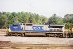 CSX C44-9W 9031