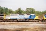 CSX SD40-2 8413