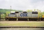 CSX GP38-2 2509
