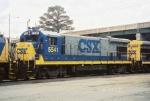 CSX B30-7 5541