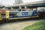 CSX B30-7 5509