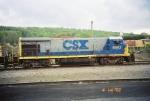 CSX B30-7 5543
