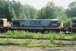 CSX B30-7 5530