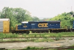 CSX SD40-2 8868 -- THIS IS NOT A MODEL