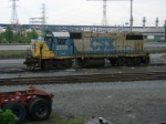 Kearny yard switcher. Blt as D&S 2002, then SCL 558, SBD 558, SBD 2558 and finally CSXT 2558.