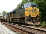 Q164/156 Combo waits on the siding  at CP-102 for northbound traffic