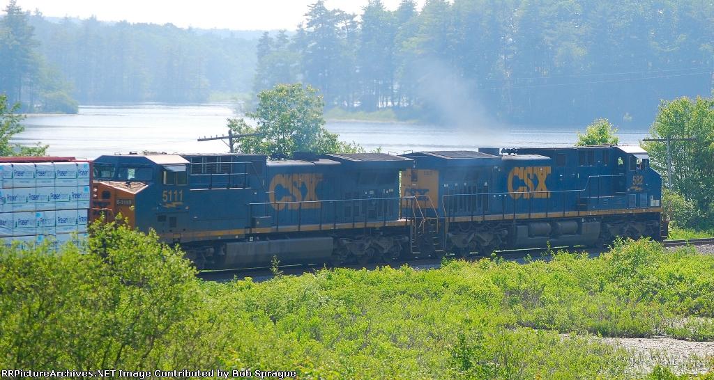 CSX 582/5111