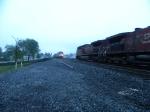 Amtrak 29 meets NS 22T