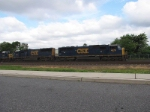 CSX 4579 and 8731