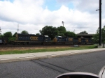 CSX 8813 and 8731