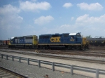CSX 4412 and 4451