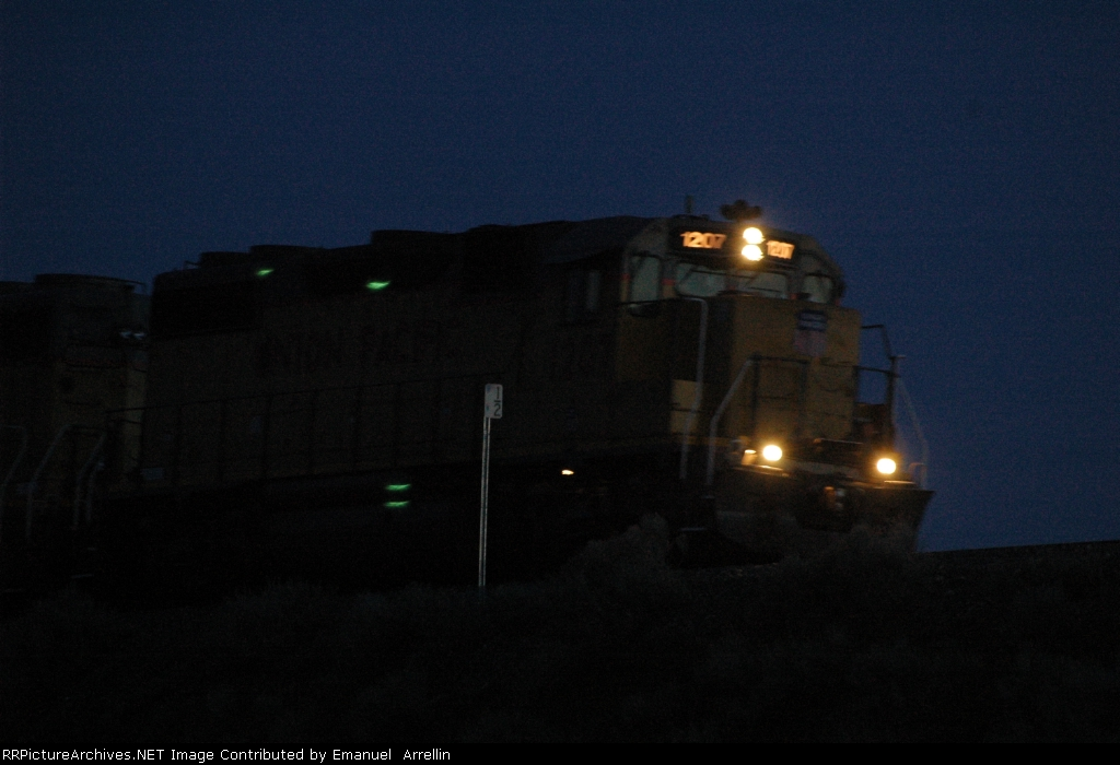 Union Pacific GP39s on Kennewick Line