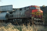 BNSF 4704