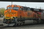 BNSF GEVO and Warbonnet