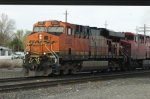 BNSF and CP
