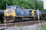 CSX 52 and 513