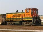 BNSF 3436