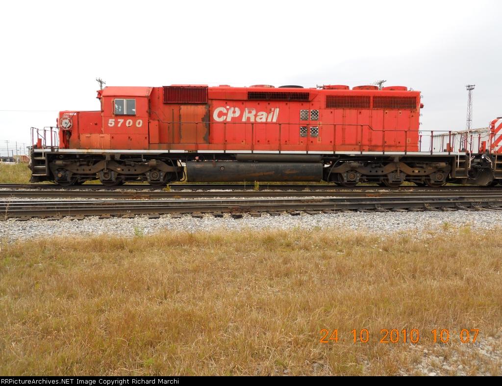 CP 5700