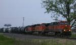 BNSF 1031 West